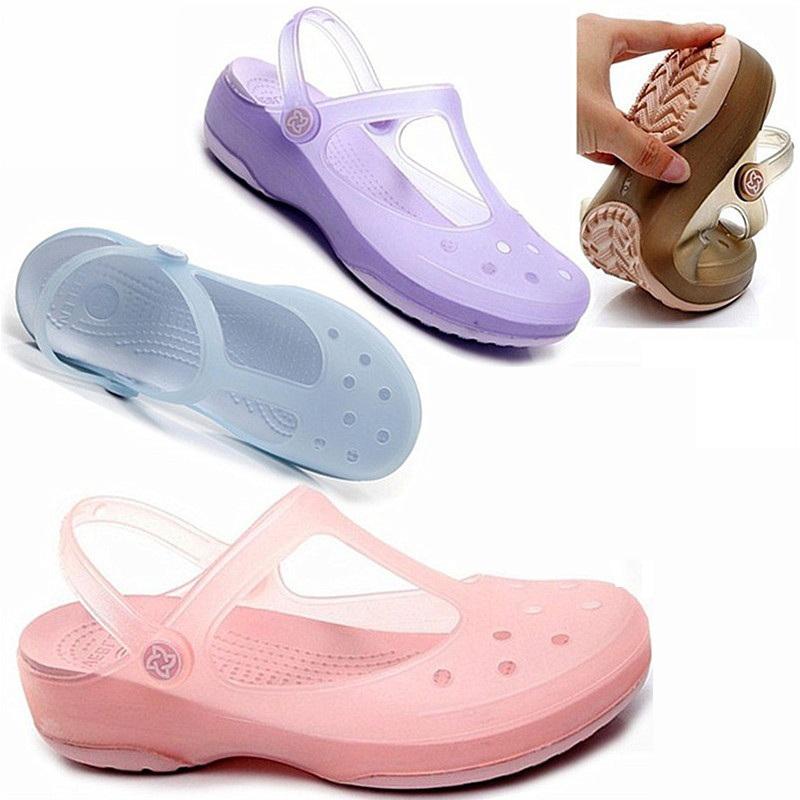 Chính hãng VEBLEN -giày bãi biển - dép đi mưa - giày dép y tế - dép đi trong bệnh viện, Spa, Công xưởng - Dép chống trượt