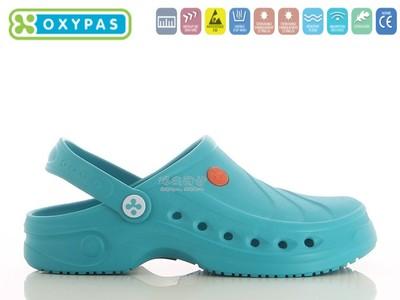 Dép y tế, phòng sạch Oxypas Smooth, giày y tá giày bệnh viện giày bác sĩ nam và nữ, giày dép y tế